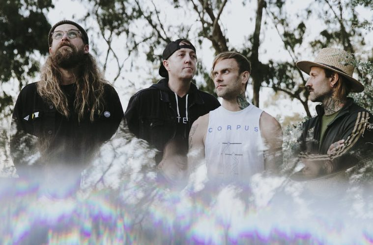 Band Of The Month May 2020 The Used Bittersweet Press