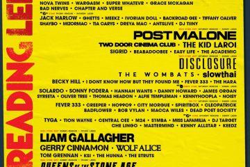 reading festival lineup 2021 bittersweet press