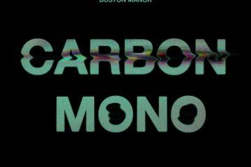BOSTON manor carbon mono bittersweet press